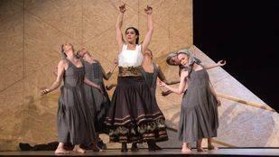 El Ballet Nacional estrena Electra