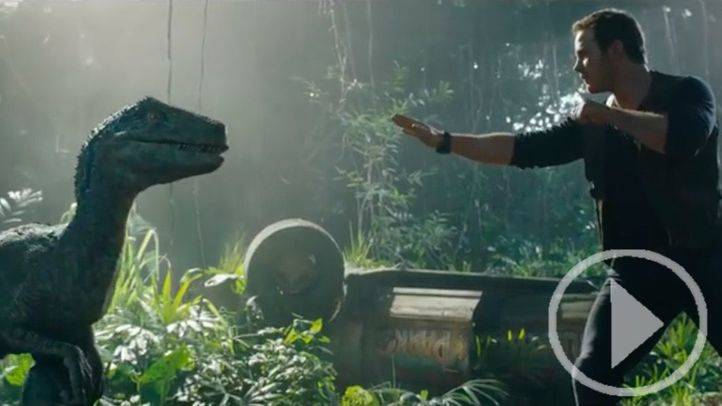 Jurassic World: El Reino Caído, tráiler oficial