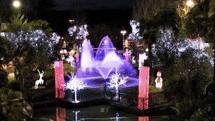 Navidad en el Parque de Atracciones