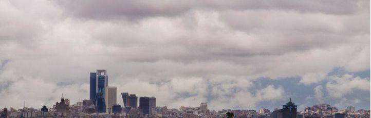 La superborrasca Ana se despliega sobre Madrid