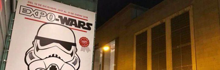 'La fuerza' llega a Madrid con Expo Wars