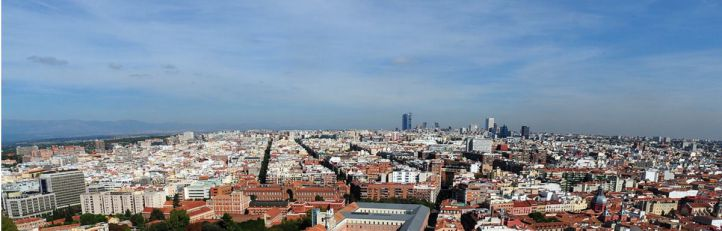 Vuelve la paz a los cielos madrileños