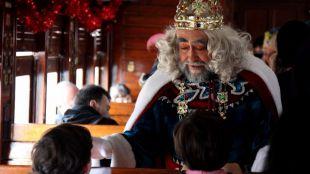Vuelve el viaje mágico del histórico Tren de Navidad