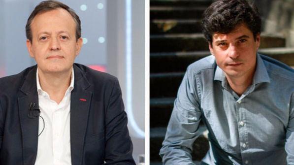 Miguel Ongil y Alberto Reyero, en la tarde de Onda Madrid