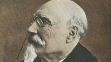 Echegaray, primer premio Nobel español de la historia