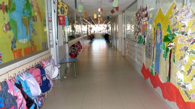 Foto de archivo de un colegio.