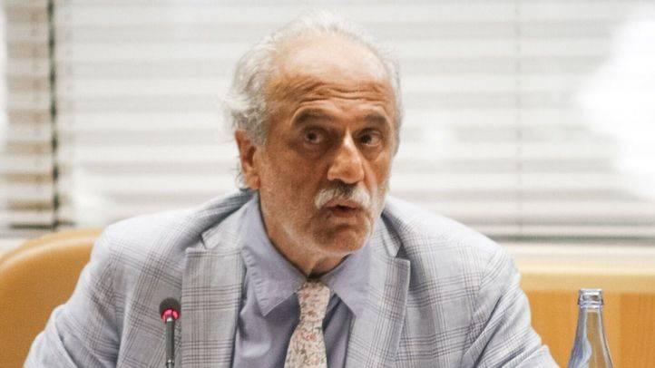 Imagen de archivo del exsecretario de la Fundación Arpegio, Francisco Esquivias.