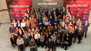 Fundación Montemadrid y Bankia impulsan con un millón de euros 76 proyectos sociales