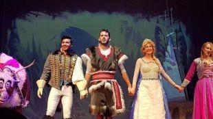 ¿Quiere ver el musical La Reina de las Nieves?