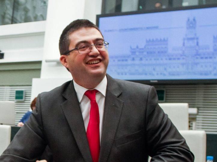 El delegado de Economía y Hacienda, Carlos Sánchez Mato, en una fotografía de archivo.