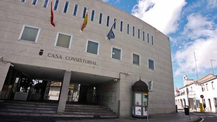 Imagen de archivo del Ayuntamiento de Parla.