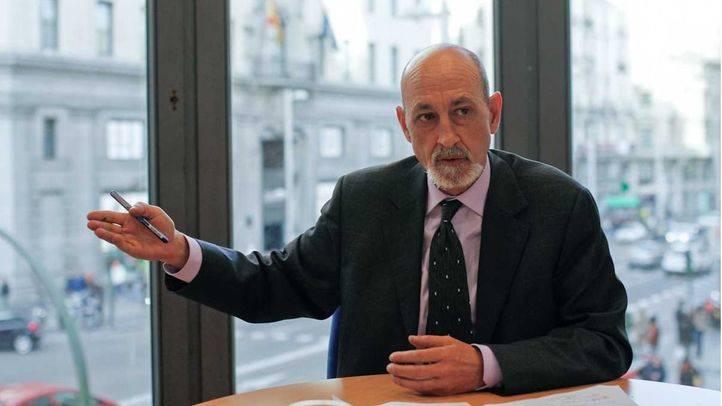 Imagen de archivo de Jesús Montero, secretario general de Podemos Madrid.
