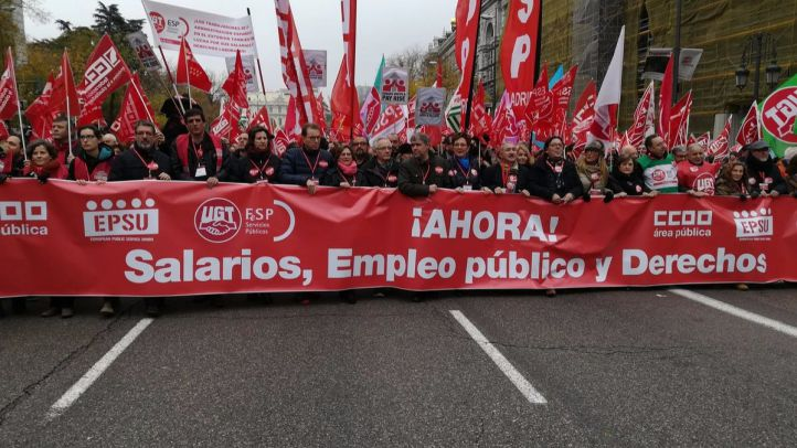 Reto al Gobierno para recuperar derechos en el empleo público
