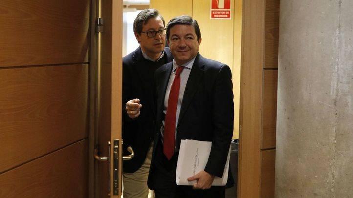 Calvo, contra el