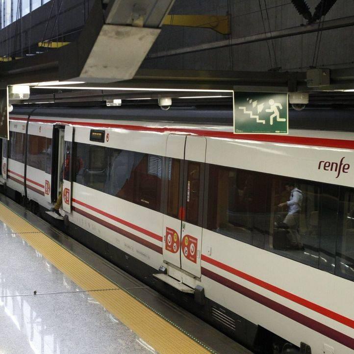Más trenes de Cercanías y media distancia en 2018