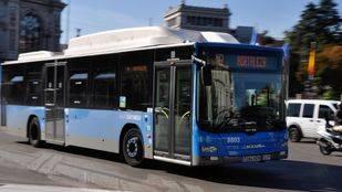 Atropellado por un autobús en Madrid