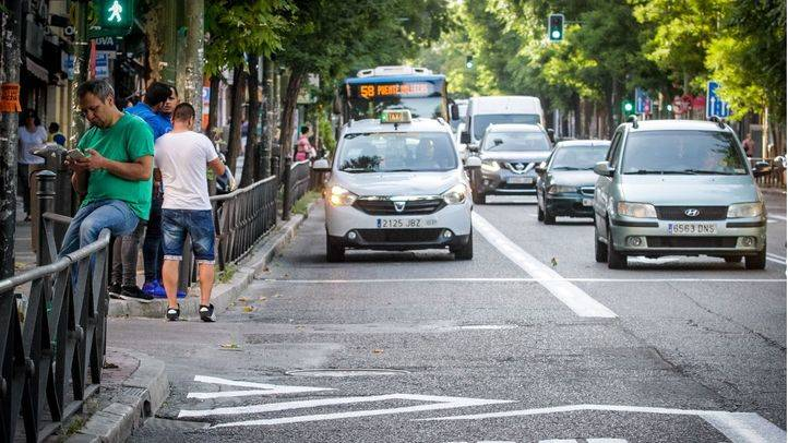 Rechazada la subida de las tarifas del taxi en horario nocturo