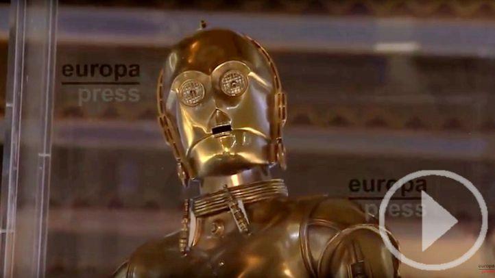 Una exposición de Star Wars en Madrid