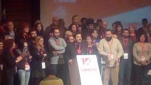 Álvaro Aguilera, reelegido secretario general del PCM