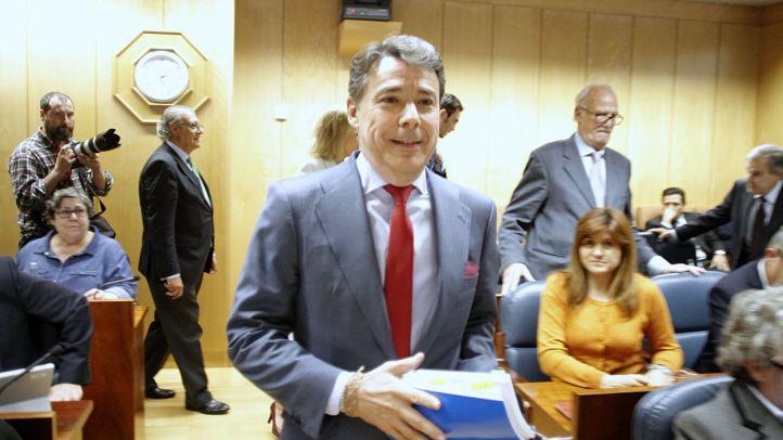 Zaplana y González declaran por el vídeo chantaje a Rajoy