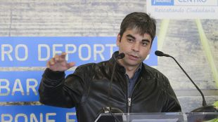 Jorge García Castaño, al frente de Economía y Hacienda