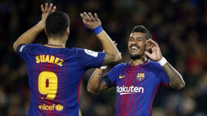 El Barça llega 'on fire' al clásico y el Madrid, con el Mundialito