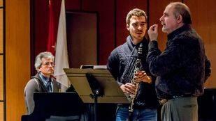 Yehuda Gilad enseña la 'magia' del clarinete en la UAX