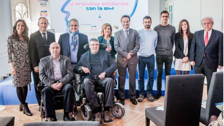 La Fundación Merck Salud entrega los II Premios solidarios con la esclerosis múltiple
