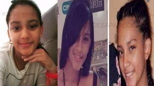 Desaparecida en San Blas una menor de 12 años.