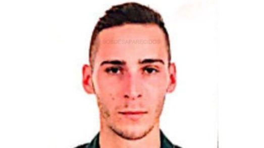 Desaparecido un joven de 26 años