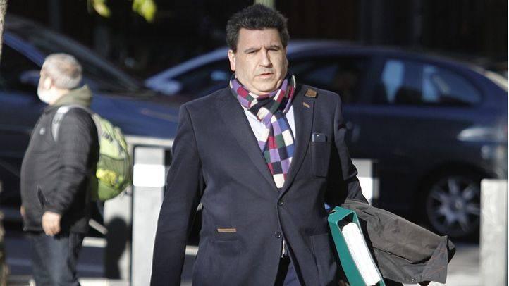 David Marjaliza acude a la Audiencia Nacional para seguir aportando documentos para esclarecer el denominado 'caso Púnica'.