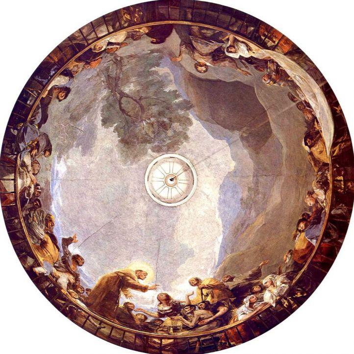 La 'capilla sixtina de Madrid'
