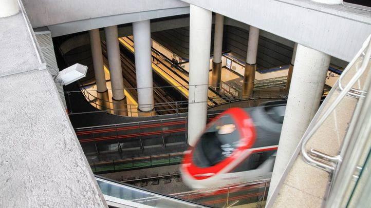 Un tren de Cercanías, en una imagen de archivo.