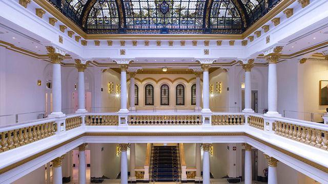 Atrio Casino Gran Vía Madrid