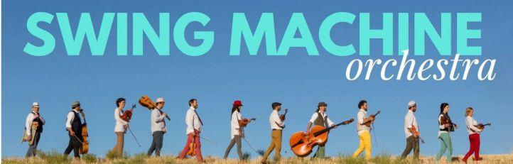 Bogui Jazz presenta a la Swing Machine Orchestra