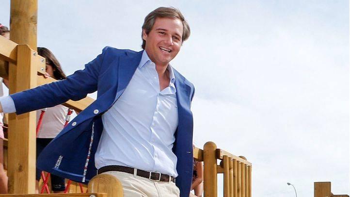 Antonio González Terol, diputado nacional y alcalde de Boadilla del Monte.