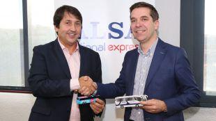 ALSA llega a un acuerdo con OUIBUS para potenciar sus líneas internacionales en Europa