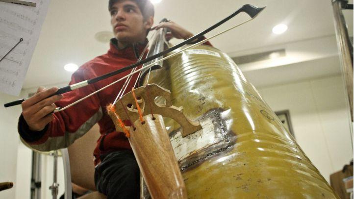 La Orquesta de Instrumentos Reciclados de Cateura vuelve al Teatro Real de Madrid