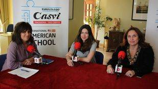 Tertulia educativa en Casvi International American School de Tres Cantos
