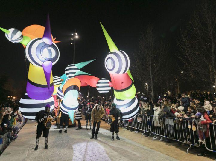 Madrid ilumina la llegada del invierno