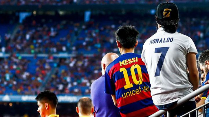 Real Madrid-F.C Barcelona a 4K