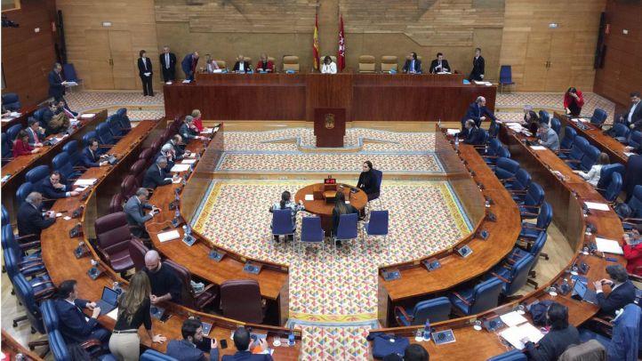 La Asamblea aprueba las cuentas con 70 millones 'movidos'