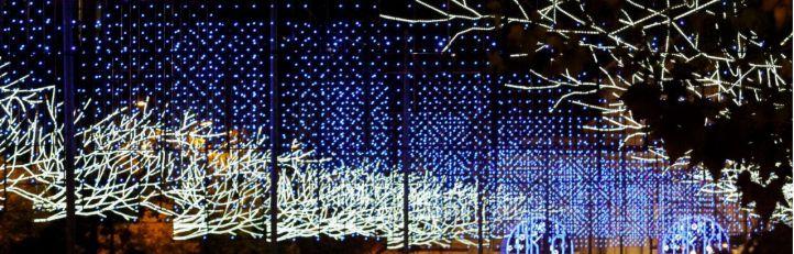 Huelga de alumbrado de luces hasta el 1 de enero
