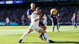 El Real Madrid sucumbe en el clásico
