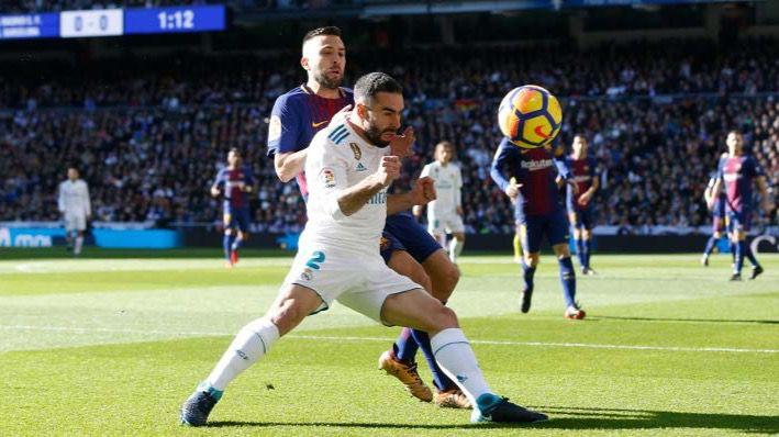 El Real Madrid pierde el 'Clásico' en casa