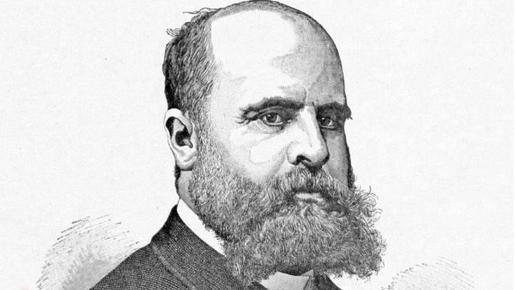 Retrato de Alberto Aguilera.