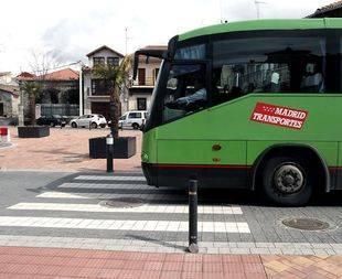 Identificada la mujer que vertió líquido abrasivo en un autobús interurbano