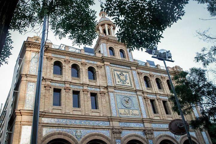 Edificio ABC, casa del diario desde 1899 hasta 1989.
