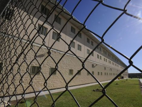 Imagen de archivo de la cárcel de Soto del Real.