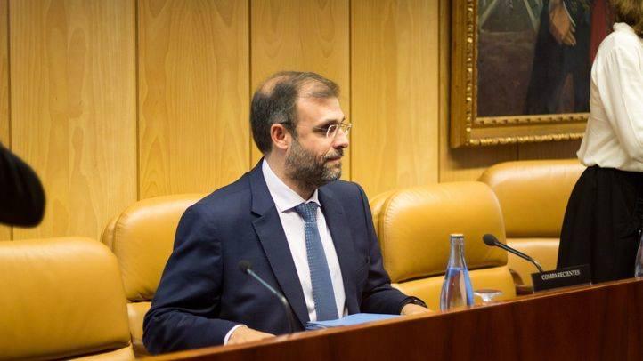 Arturo Canalda, presidente de la Cámara de Cuentas